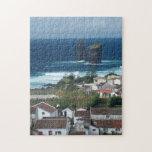 Mosteiros - Azores islands Jigsaw Puzzle