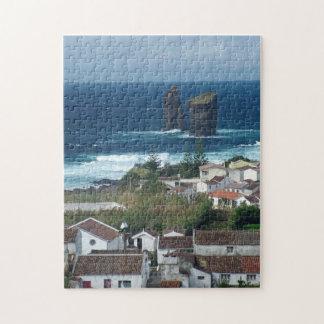 Mosteiros - Azores islands Puzzle