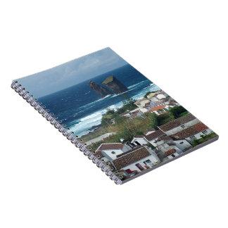Mosteiros - Azores islands Spiral Notebook