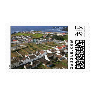 Mosteiros - Azores Sello