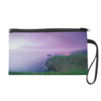 Mosteiros coastal sunset wristlet