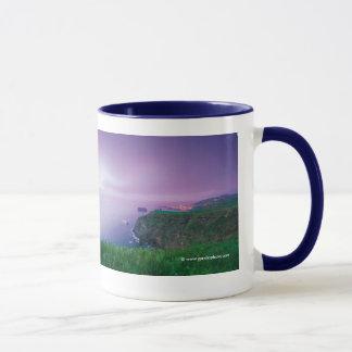 Mosteiros coastal sunset mug