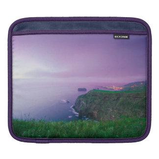 Mosteiros coastal sunset sleeve for iPads