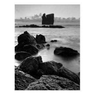 Mosteiros islets, Azores Postcard