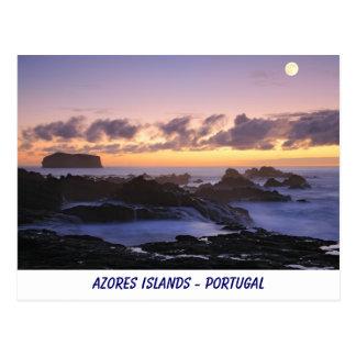 Mosteiros islets postcard