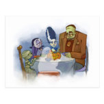 Moster Meal Postcard