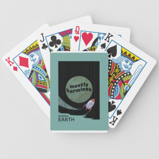 Mostly Harmless Bicycle Playing Cards