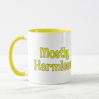 Mostly Harmless Mug