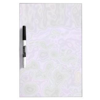 Mostly Purple pattern Dry-Erase Board