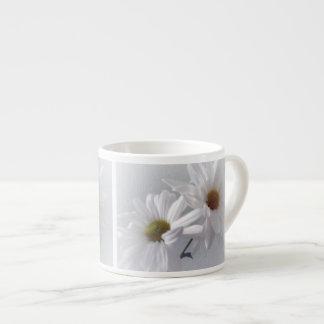 Mostly White Espresso Cup