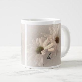 Mostly White No. 2 Large Coffee Mug