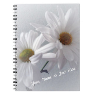Mostly White Notebooks
