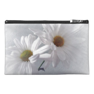 Mostly White Travel Accessory Bags