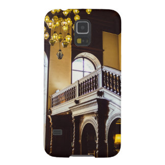 Moszna Castle Wooden Interior Architecture Case For Galaxy S5