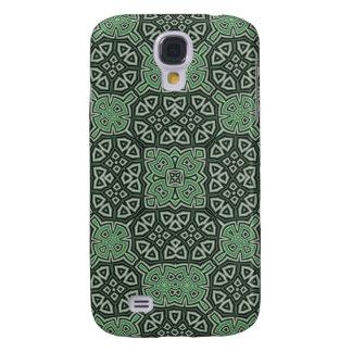 Mota abstracta del caso de Iphone 3 del modelo Funda Para Galaxy S4
