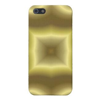 Mota abstracta del caso de Iphone 4 del modelo iPhone 5 Carcasa