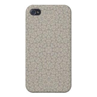 Mota abstracta del caso de Iphone 4 del modelo iPhone 4 Fundas