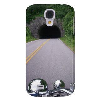 Mota Cas de Iphone 3g 3gs del túnel del acercamien Funda Para Galaxy S4