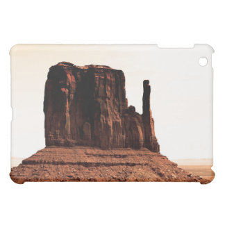 Mota de la manopla en el valle del monumento, Utah