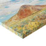 Mota de Sand Springs, Hassam, impresionismo del Impresiones De Lienzo