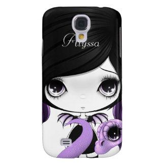 Mota del iPhone 3 de la púrpura 2 de Madeline