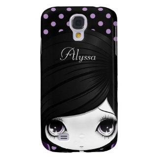 Mota del iPhone 3 de la púrpura 3 de Madeline