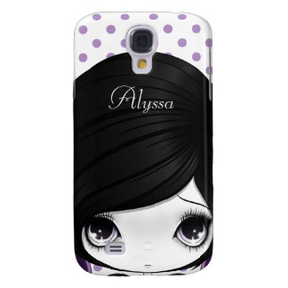 Mota del iPhone 3 de la púrpura 4 de Madeline