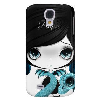 Mota del iPhone 3 del azul 2 de Madeline