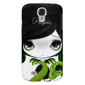 Mota del iPhone 3 del verde 2 de Madeline