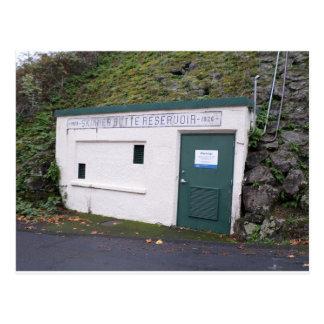 Mota Eugene, Oregon de los desolladores Postal