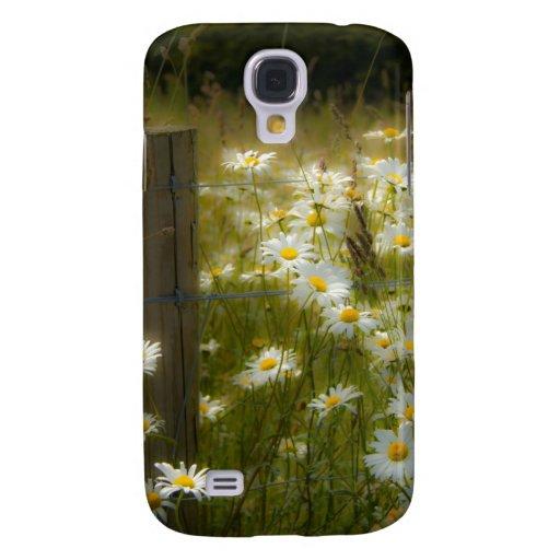 Mota hermosa del iPhone 3 de las margaritas
