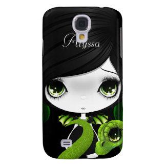 Mota verde del iPhone 3 de Madeline