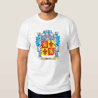 Mote Coat of Arms - Family Crest T-shirts