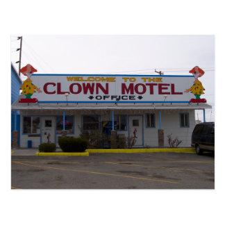 Motel del payaso postal
