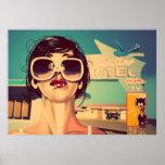 Motel Print