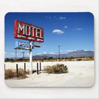 Motel sign (Arizona) Mouse Pad