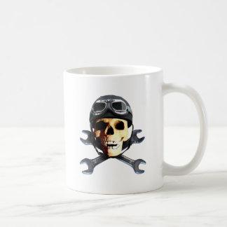 Motero Skull b Taza