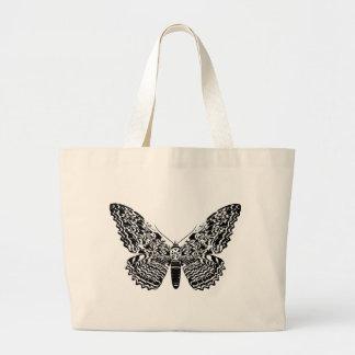 Moth Canvas Bags