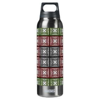 Moth Big RGB 16 Oz Insulated SIGG Thermos Water Bottle