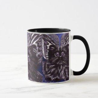 Moth Cat Mug