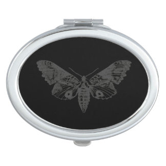 Moth Compact Mirror