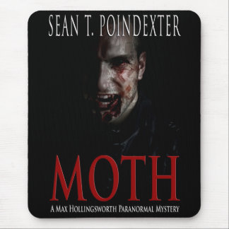 Moth Designer Mousepad