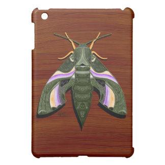 Moth Emboss iPad Mini Cover