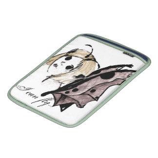 moth faerie iPad sleeve