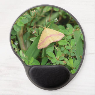 Moth, Gel Mousepad. Gel Mouse Pad