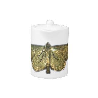 Moth gold photograph