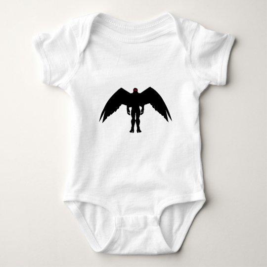 Moth Man Baby Bodysuit
