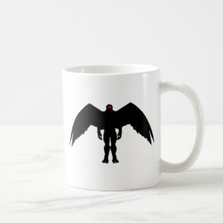 Moth Man Coffee Mug