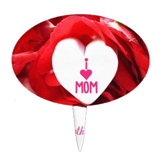 Mother #5 cake topper