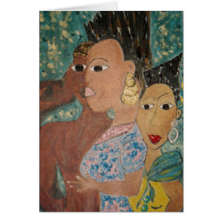 Mother, a name like no other! greeting card